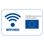 WiFi4EU picto European Union blue PL Horizontal